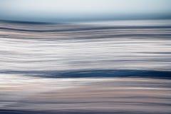 抽象海浪 免版税库存照片
