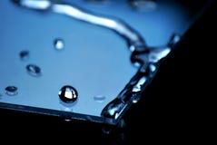 抽象液体 库存照片