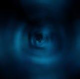 抽象深蓝辐形背景 免版税图库摄影