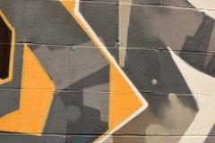 抽象混杂的喷漆纹理背景 免版税库存图片