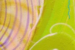 抽象混杂的喷漆纹理背景 图库摄影