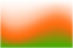 抽象温暖的橙黄色背景行动迷离 皇族释放例证