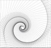 抽象漩涡 库存照片