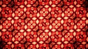 抽象火火焰红色样式墙纸 免版税库存照片