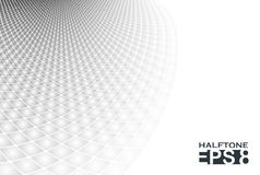 抽象灰色发光的正方形,传染媒介背景 免版税库存照片