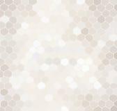 抽象灰色技术背景,传染媒介例证 免版税库存图片