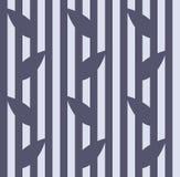 抽象灰色条纹图形传染媒介 皇族释放例证
