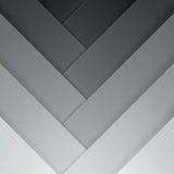 抽象灰色横穿长方形塑造背景 免版税图库摄影