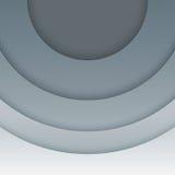 抽象灰色纸盘旋背景 库存照片