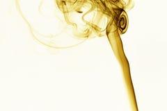抽象烟 免版税图库摄影