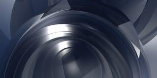 抽象照片透镜 库存图片