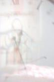 抽象照相机图象obscura 库存图片