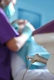 抽象牙齿办公室 免版税图库摄影