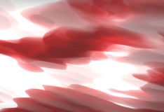 抽象独特的红色多云创造性的墙纸 免版税库存图片