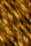 抽象玻璃波纹 库存图片