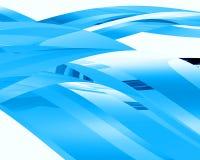 抽象玻璃要素011 免版税库存图片