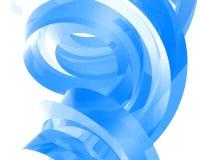 抽象玻璃objects040 免版税图库摄影