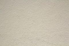 抽象白色难看的东西水泥墙壁纹理背景 免版税图库摄影