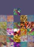 抽象盖子 图库摄影
