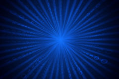 抽象矩阵蓝色背景 免版税图库摄影