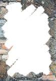 抽象砖背景 库存图片
