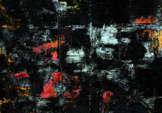 抽象神秘主义者 向量例证