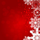抽象秀丽圣诞节和新年度背景 库存图片