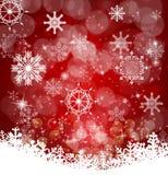 抽象秀丽圣诞节和新年度背景 图库摄影