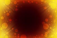 抽象空白背景圣诞节黑暗的装饰设计模式红色的星形 欢乐抽象的背景 库存图片