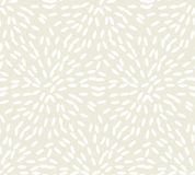 抽象米无缝的样式 免版税库存照片