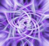 抽象紫罗兰 免版税库存图片