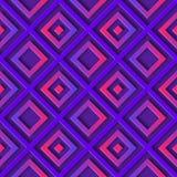 抽象紫色3D样式背景 皇族释放例证
