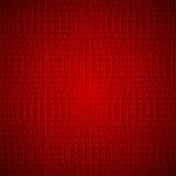 抽象红色技术背景, 免版税库存照片