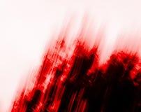 抽象红色被遮蔽的纹理 免版税库存照片