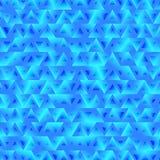 抽象纹理背景与三角的 向量例证