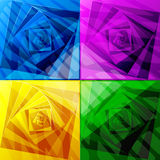抽象纹理螺旋 免版税库存图片