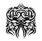 抽象纹身花刺 免版税图库摄影