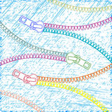 抽象纺织品背景。 免版税库存图片