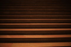 抽象线性背景-老台阶 库存照片