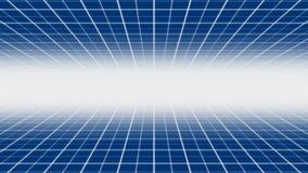 抽象线技术背景圈 库存例证