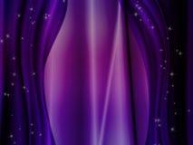 抽象线纹理有紫色和红色背景 皇族释放例证