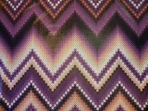 抽象织品紫罗兰 库存图片