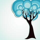 抽象结构树股票   库存图片