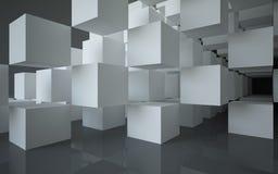 抽象结构 库存图片