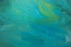 抽象绘画颜色纹理 现代未来派样式 图库摄影