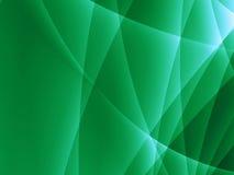 抽象绿灯净额 向量例证