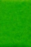 抽象绿色皮革纹理 免版税库存图片