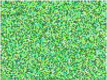 抽象绿色盘旋例证背景 图库摄影