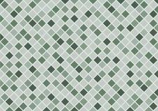 抽象绿色长方形背景 库存图片