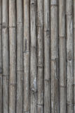 抽象老竹子墙壁 免版税库存图片